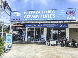 Pattaya Scuba Adventures (PADI 5-Star DIve Center Pattaya)