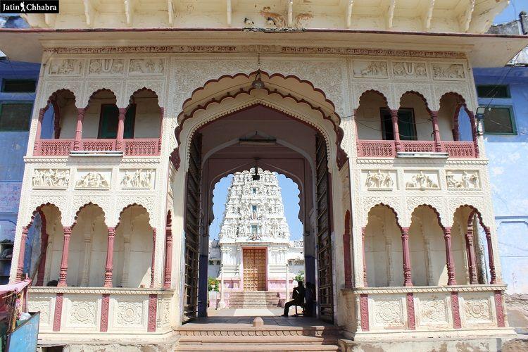 1. Varah Temple Pushkar