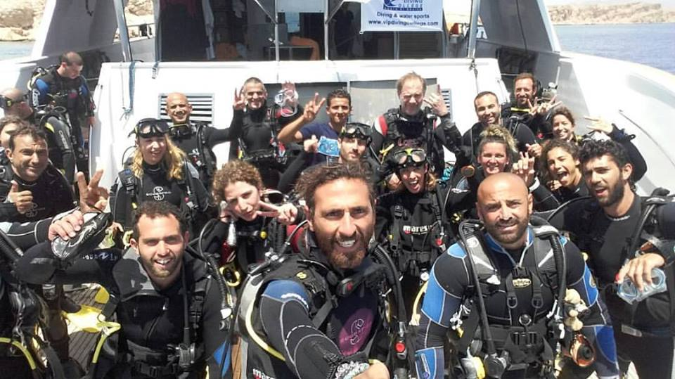 Red Sea Liveboard holidays operated by VIP Diving College, explore the Red Sea with us, We cater from small groups to llarge groups! Got your own personal choice of dive sites, we can tailor your diving holidays specifically for you all you need to do is ask!  We just arrived back after a amazing 4 days in the sea, Exploring the Strait of Tiran, Night Diving Temple, Wreck Diving not to mention the beauties that lie in Ras Mohamed. All of guests thoroughly enjoyed themselves and we are looking forward to welcoming them all back on board with us again soon.