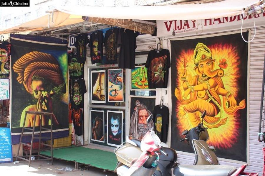 22. Sadar Bazaar Pushkar