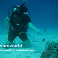 amazing at here www.divers-world -hurghada.com