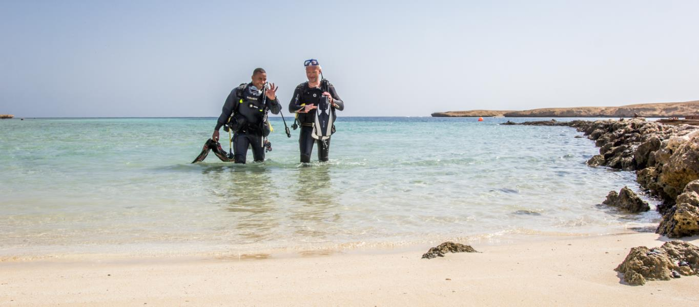 A succeessful morning scuba dive in  Aurora Bay with Ducks Diving Superior...