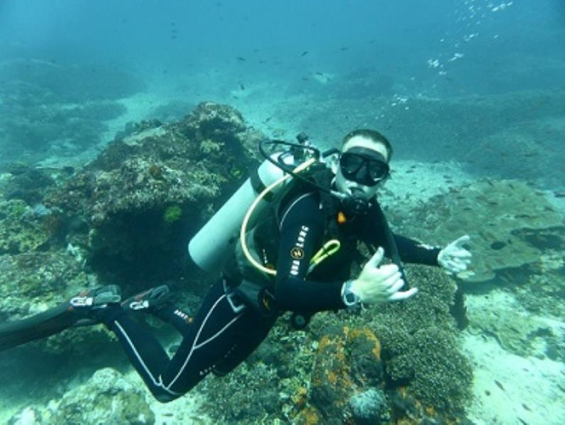 Adventure Scuba Diving Bali - Owner 5
