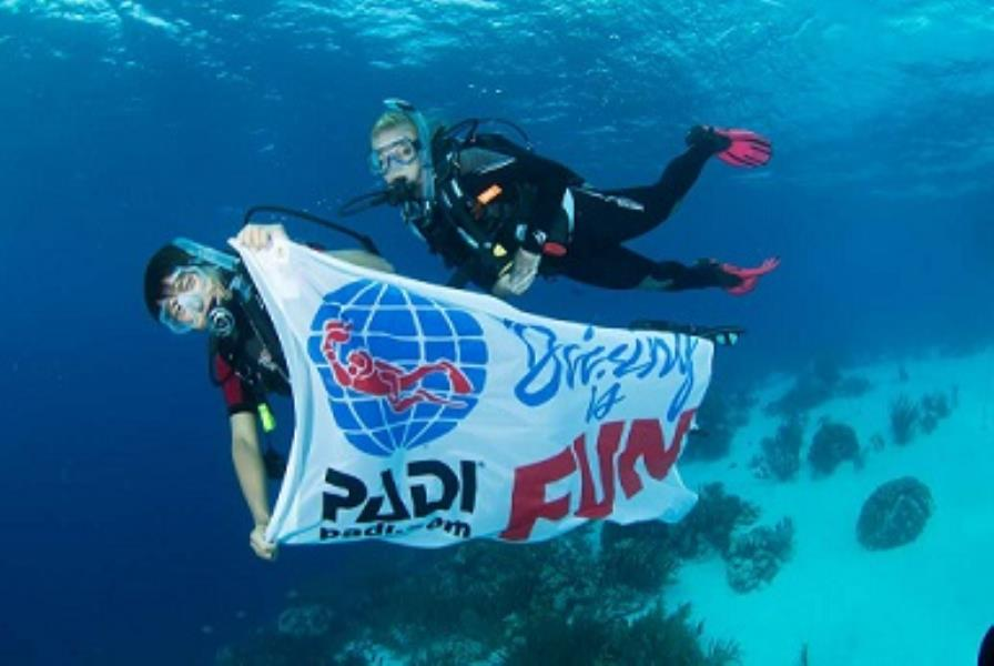 Adventure Scuba Diving Bali - PADI Licence