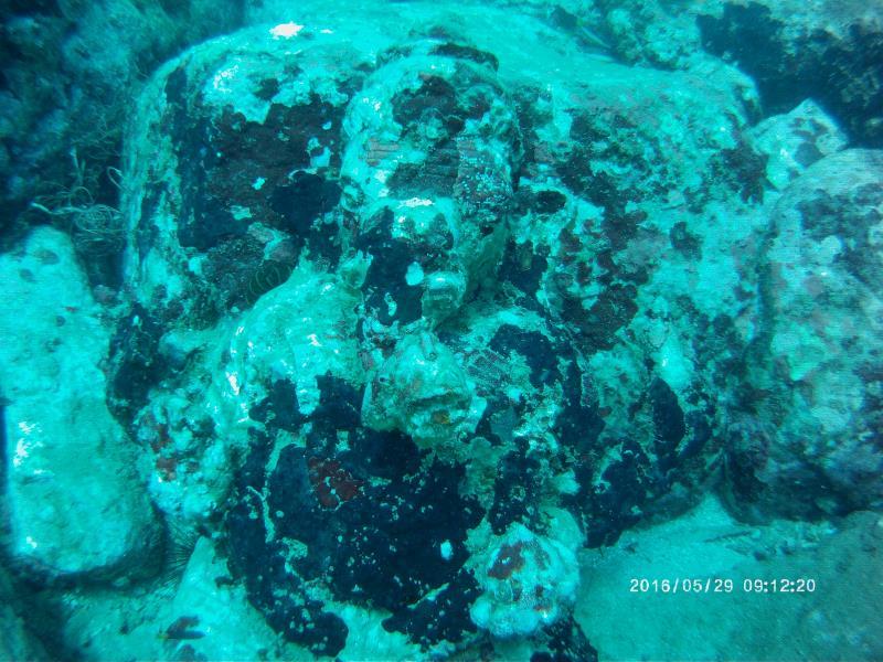 Ancient Lord Ganesha Statue