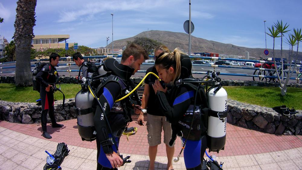 PADI Open Water Diver Training