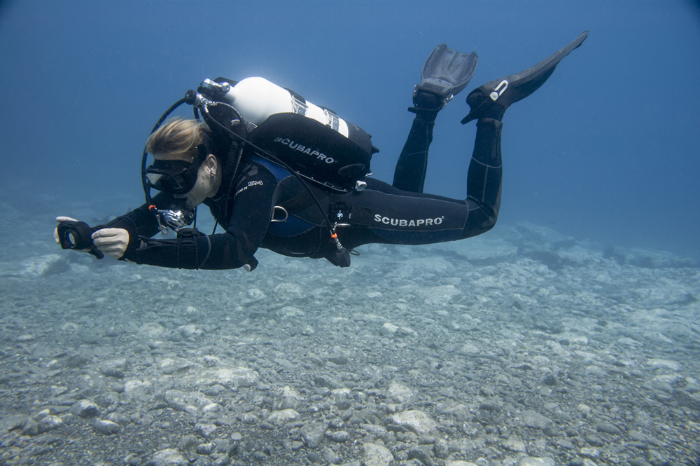 PADI Digital Underwater Photographer Tenerife