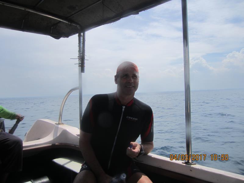 Boat Diver 1