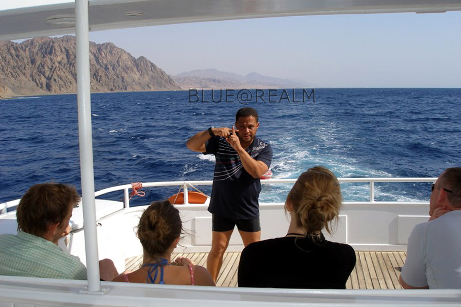Diving by boat at Dahab in Ras Abu Gallum & Nabq National Parks Diving by boat at Sharm El Sheikh (Tiran Island, Ras Mohamed) & Thistlegorm wreck