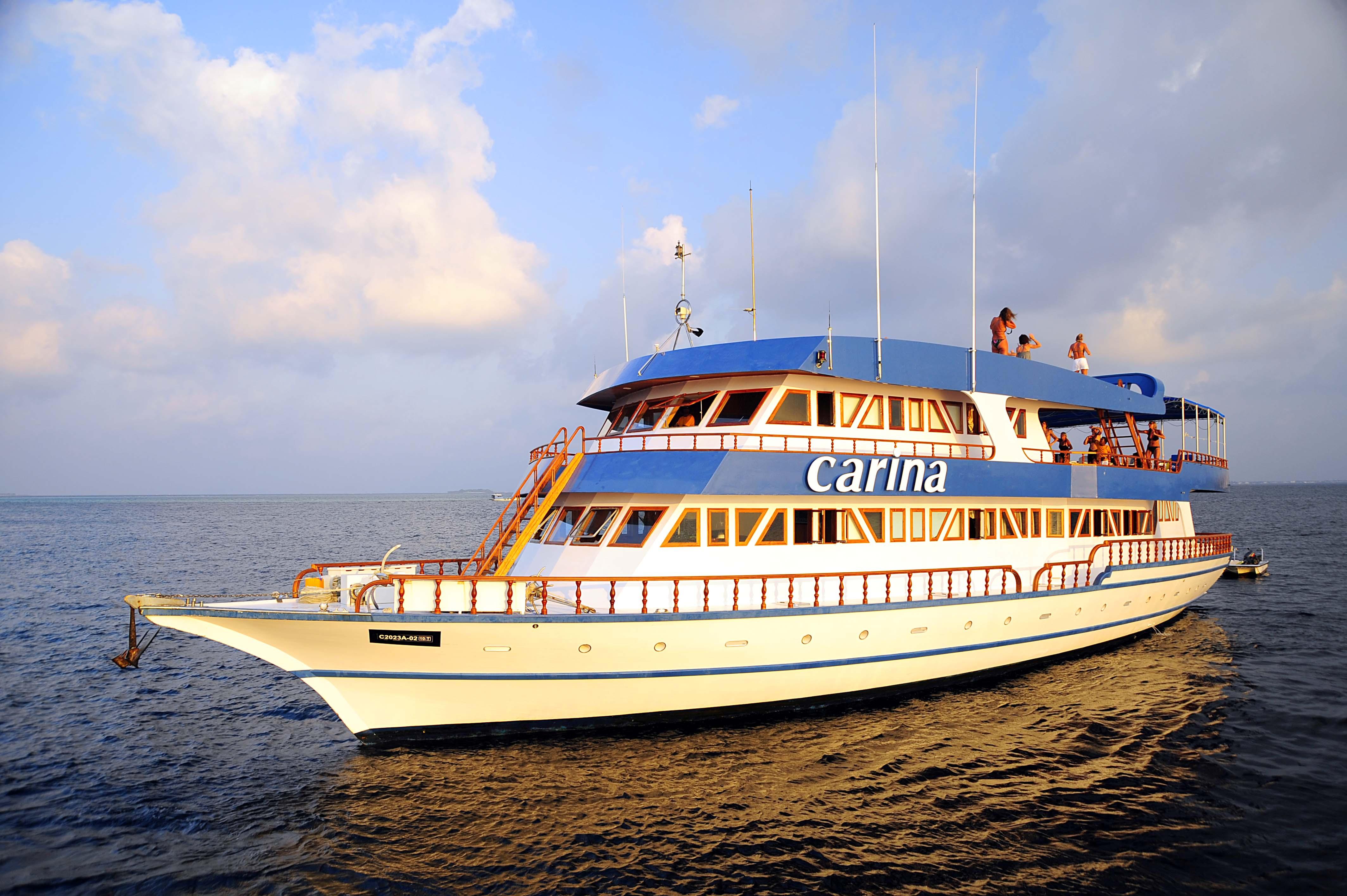 MV CARINA