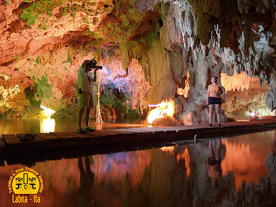 A beautiful Image of  Cenote Labnaha Eco Park Playa del Carmen