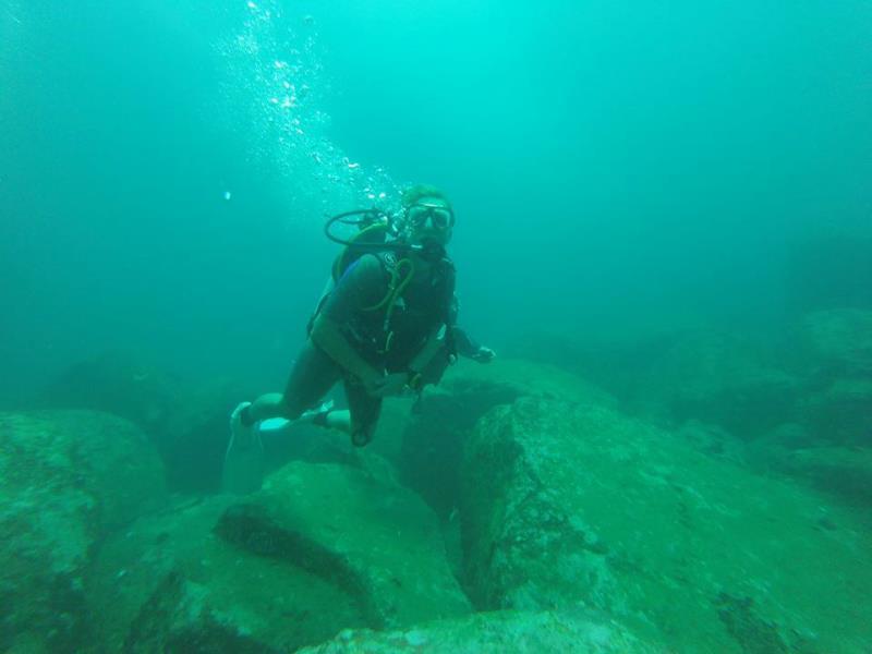 Diver!