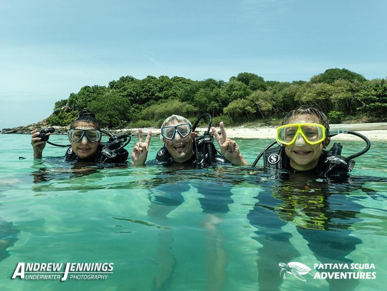 Diving Pattaya