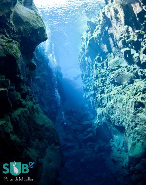Diving Silfra