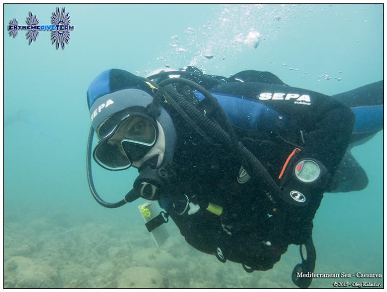Diving_in_Israel_Caesarea_Kalachov_Oleg_ExtremeDiveTeam_04_04_2015_014