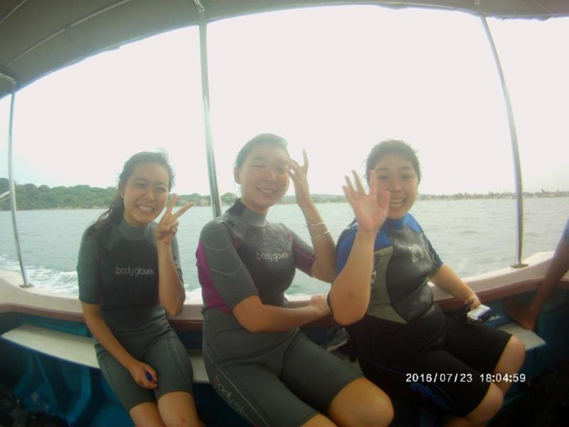 DSD Studends from Hong Kong and China!