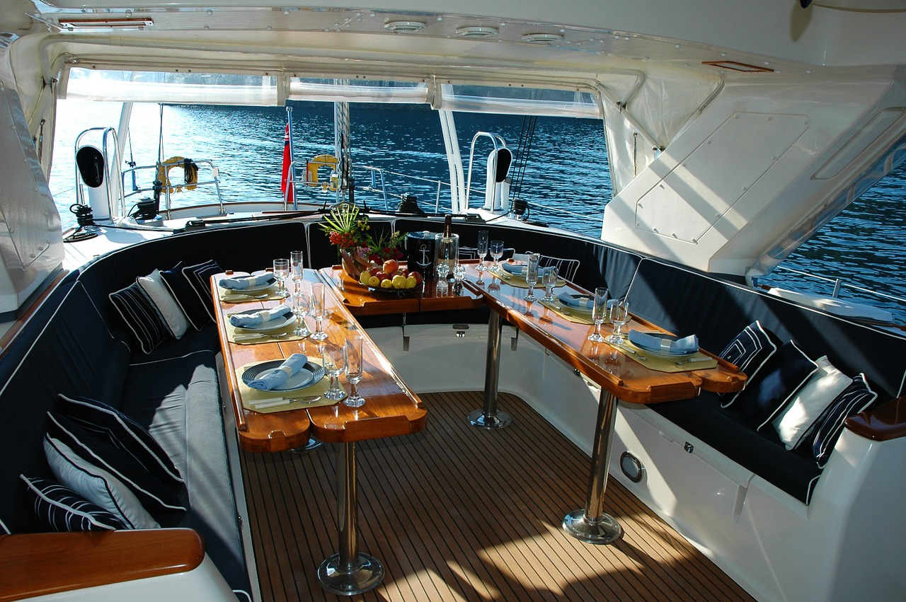 Events to Organize on a Yacht