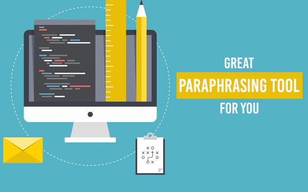 Paraphrasing tool for you