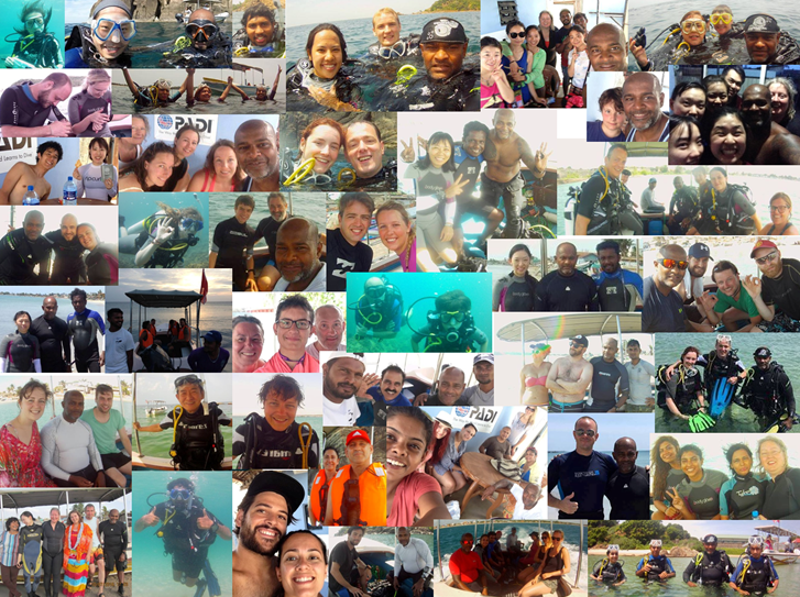 Thank you to all our guests in our first season in Trincomalee!