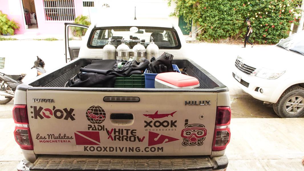 Koox Diving Gear
