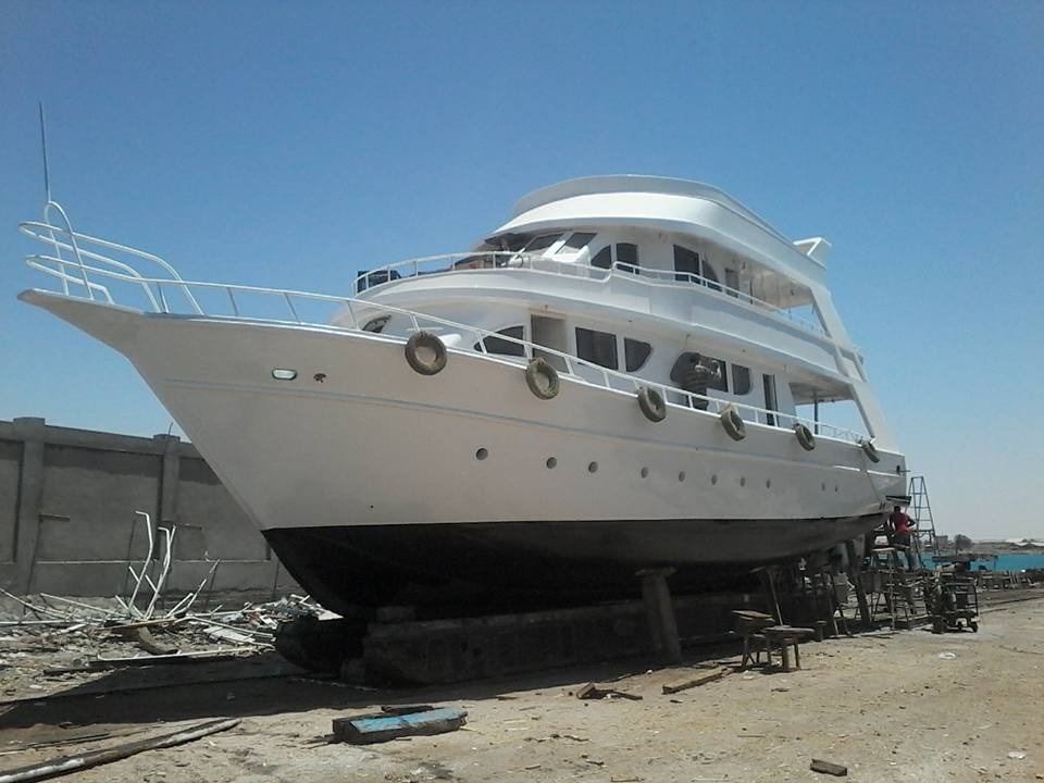 Latest member to the VIP fleet, M/Y VIP SHROUQ, shes' ready and in the water bookings now being taken for summer 2017! email us info@vipdivingcollege.com for more information
