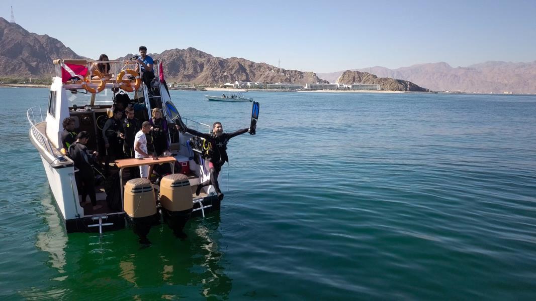 nemo diving boat in fujairah (3)