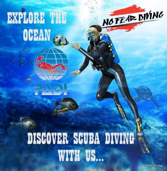 NO FEAR SCUBA DIVING AMED BALI DEUTSCHE TAUCHSCHULE