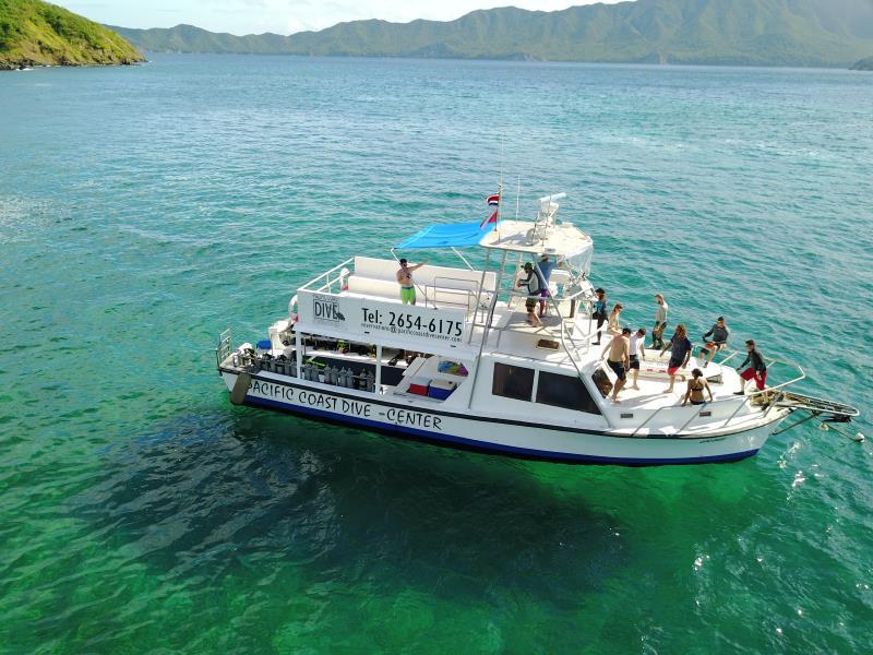 Our boat.Golden venture