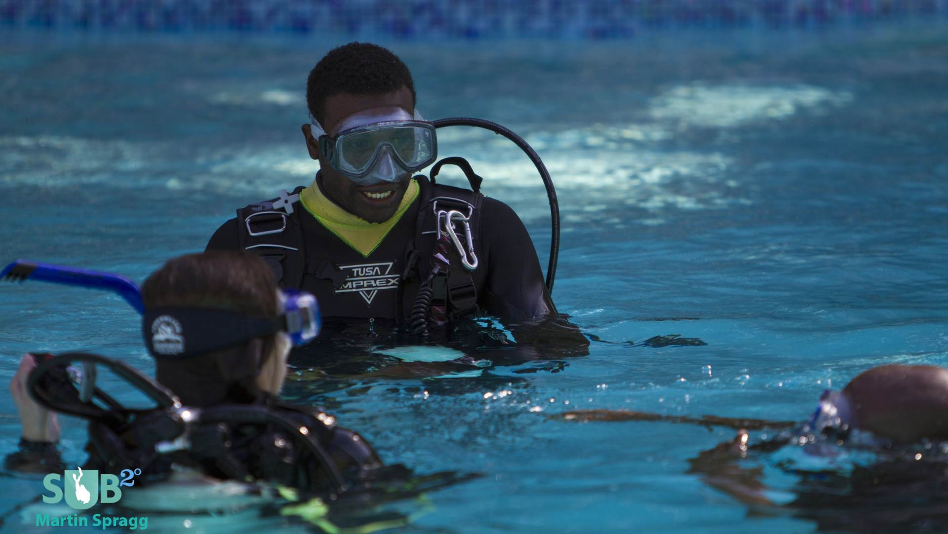 Don't let pre-dive nerves get the better of you. With practice and supervision, your confidence will grow and you can succeed!