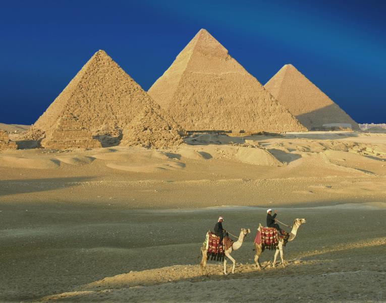 pyramiden ägypten www.ausfluegehurghada.com