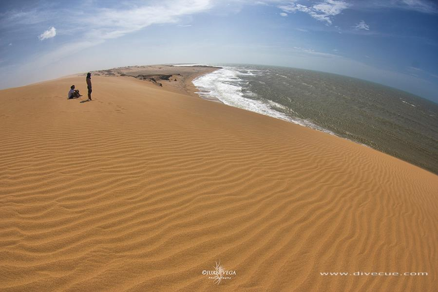 Taroa Dunes