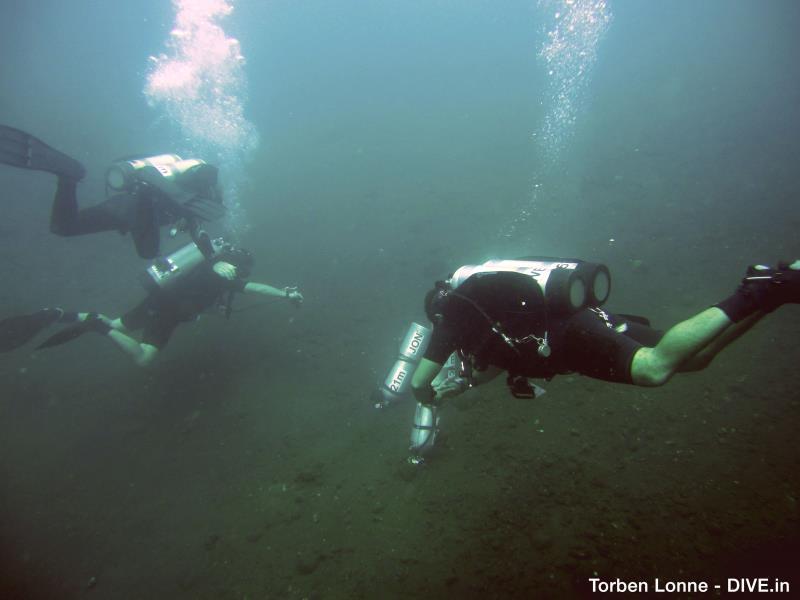 tech-diving