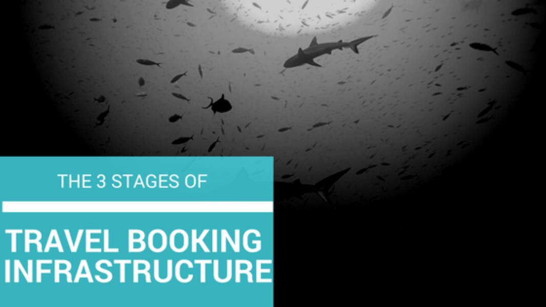 The 3 Stages of Travel Booking Infrastructure
