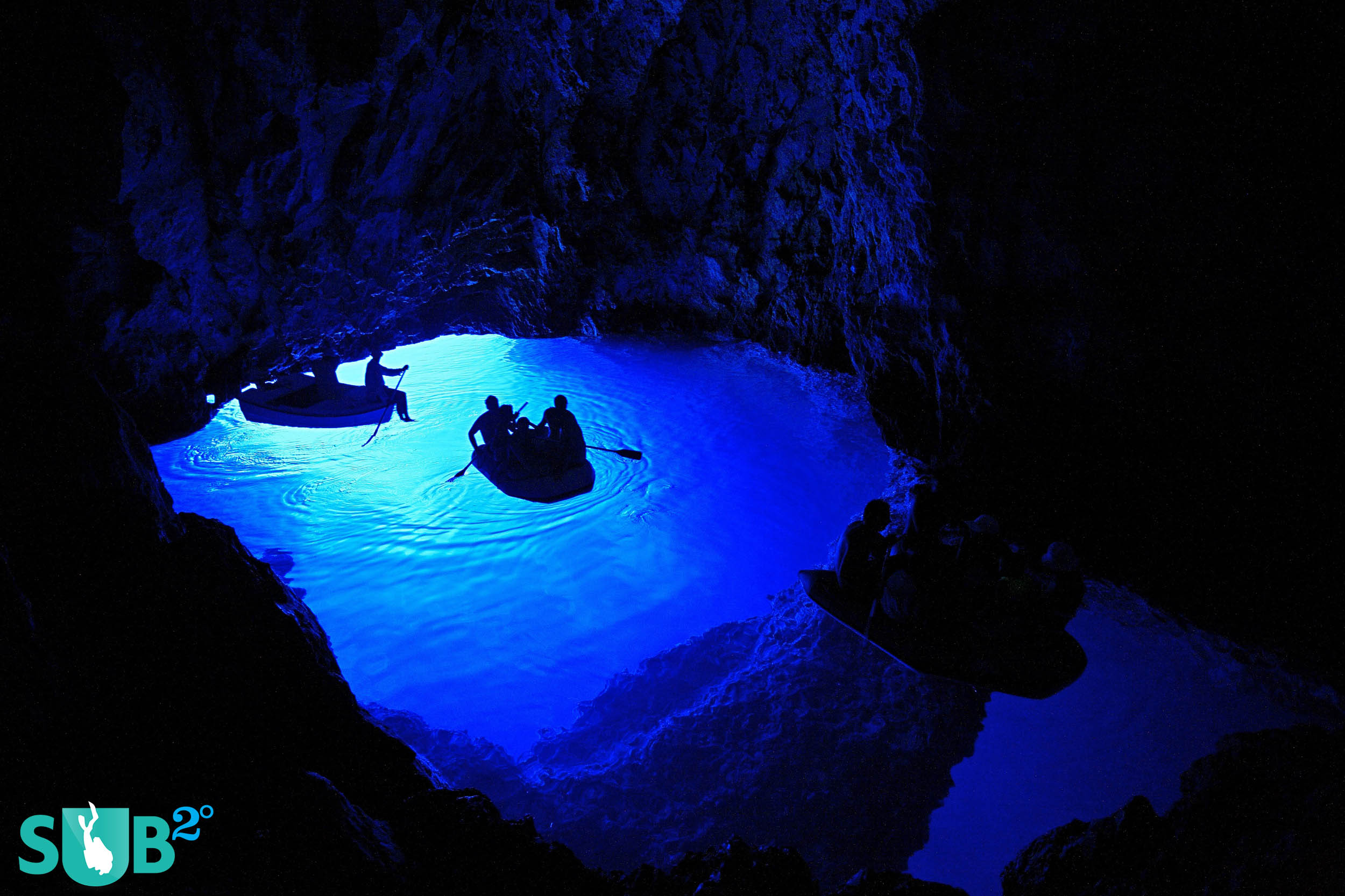 "A spectacle famously described as ""the most enchanting cave experience in the world""."