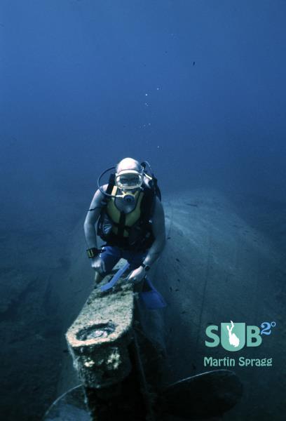 Wreck Diver